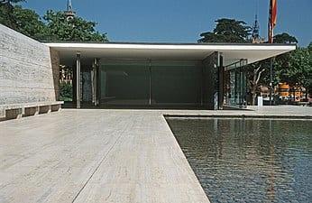 líneas rectas en la arquitectura minimalista