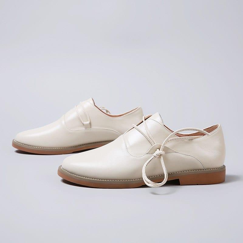 zapatos minimalistas de mujer