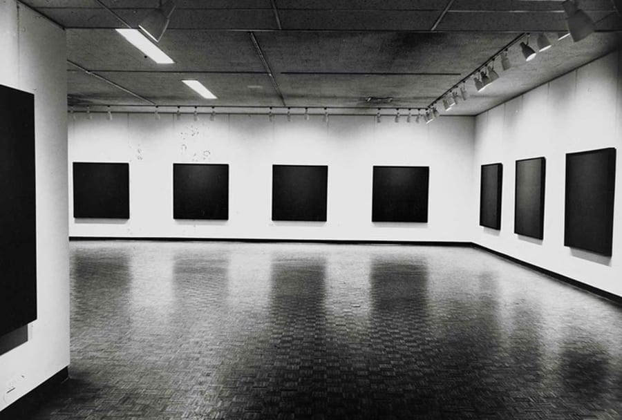 exposicion pinturas negras