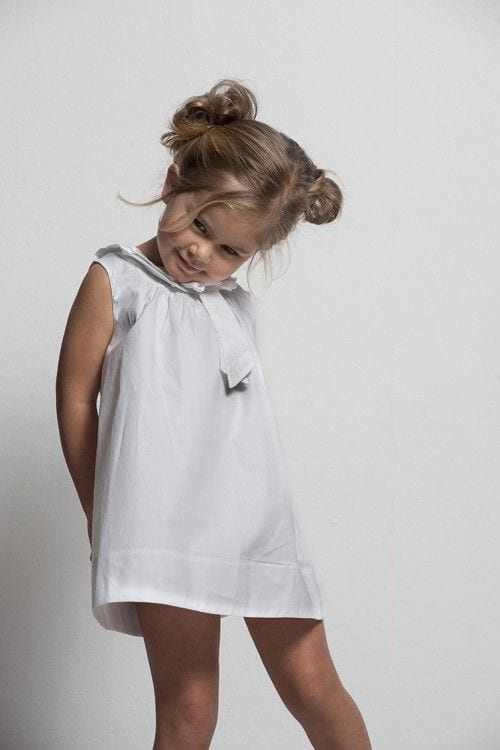 ropa para niños minimalista