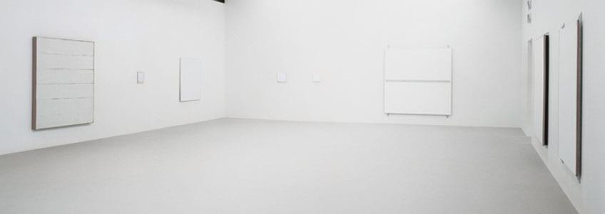 la pintura minimalista más destacada de Robert Ryman