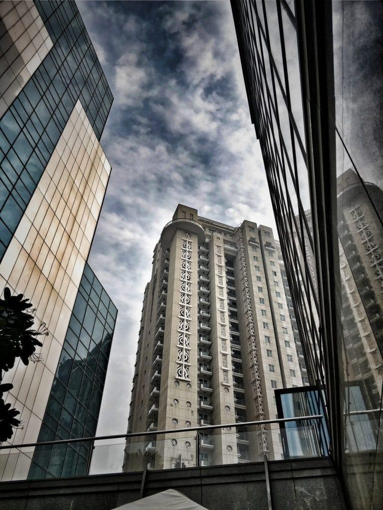 arquitectura edificios minimalistas