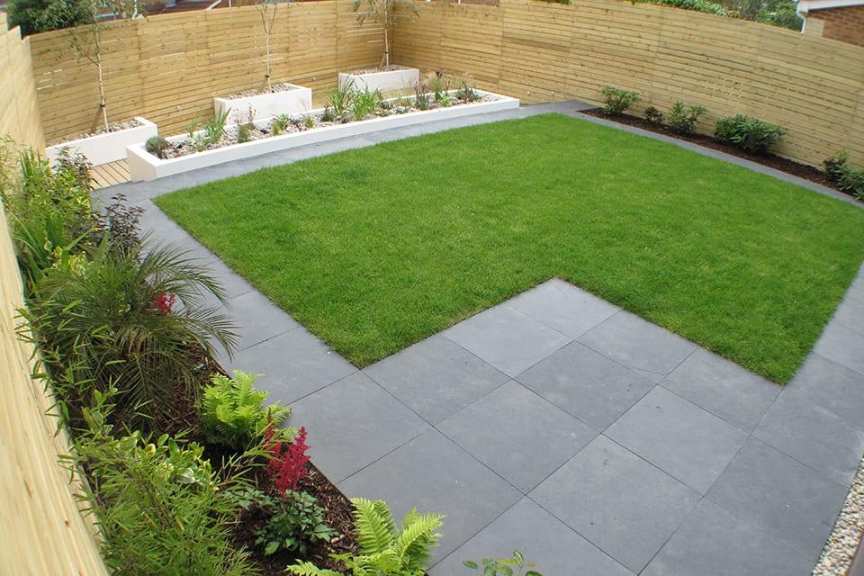 consejos para un jardín minimalista