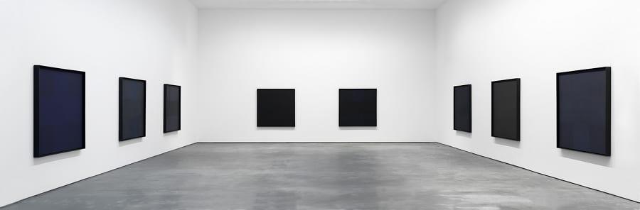 Las Pinturas Negras de Ad Reinhardt son el máximo exponente dentro de la pintura minimalista